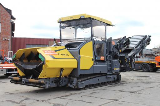 BMF 2500 S   SWING CONVEYOR