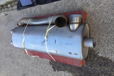 Exhaust pipe WIRTGEN W 2000