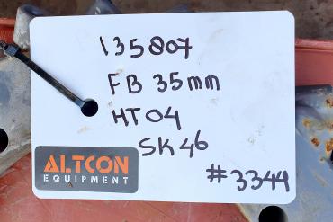 Milling drum FB35