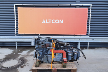 Engine Deutz TCD 2012